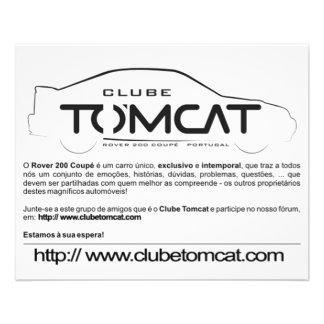 Brochure Club Tomcat Tract
