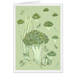 brocoli cartes