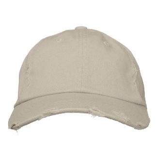 Brodez votre propre casquette affligé casquette brodée