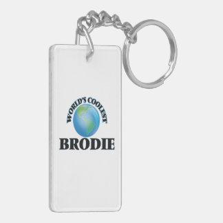 Brodie le plus frais du monde porte-clef