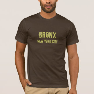 Bronx, NEW YORK CITY T-shirt