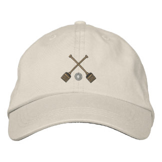 Broomball Casquette Brodée