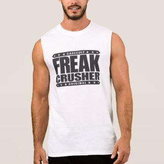 BROYEUR ANORMAL - avertissant : Street Fighter T-shirt Sans Manches