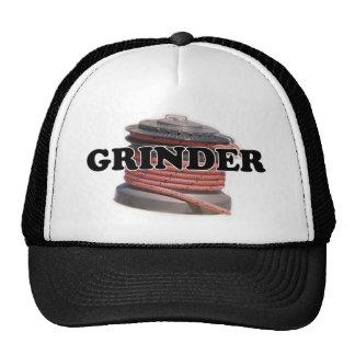 Broyeur de défibreurs casquette de camionneur