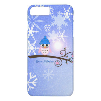 Brrr… hiver coque iPhone 7 plus