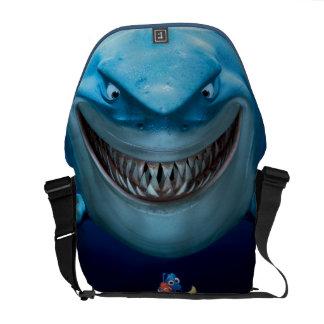 Bruce, Nemo et doris 2 Sacoches