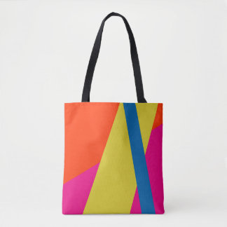 Bruit de couleurs tote bag