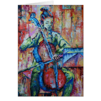 Bruit et musique II - carte pour notes