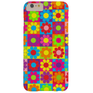 Bruit flower power coque iPhone 6 plus barely there