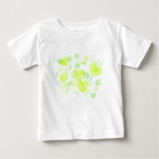 Bruit jaune citron t-shirt pour bébé