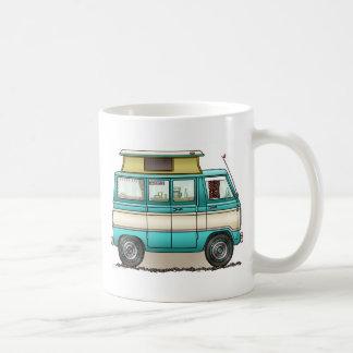 Bruit Top Van Camper Mug