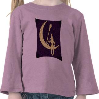 Bruja y Luna T-shirts