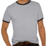 Brûlez le T-shirt d'huile de graisse pas/T-shirt