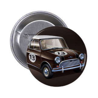 Brun de Mini Cooper S Badge