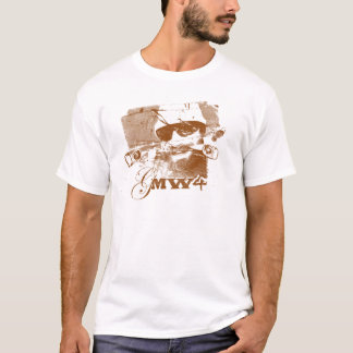 Brun MW4 trent T-shirt