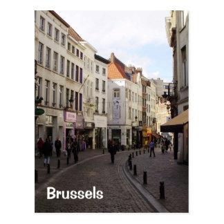 Bruxelles Cartes Postales