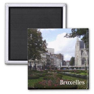 Bruxelles Magnets Pour Réfrigérateur