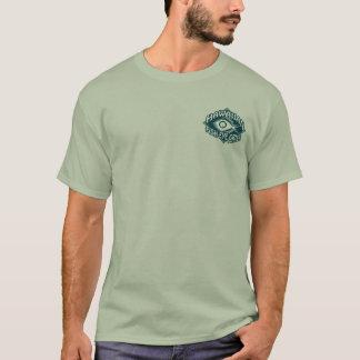 BT232 - T-shirt de gril d'oeil de poissons