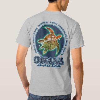 BT237 - Ohana Mau LOA - T-shirt de Honu (tortue)
