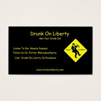 Bu sur des cartes de liberté