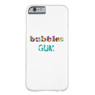 BUBBLE COQUE iPhone 6 BARELY THERE