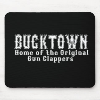 Bucktown Brooklyn Tapis De Souris