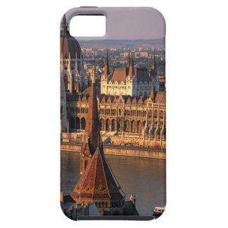 Budapest, Hongrie, le Danube, le Parlement Coque iPhone 5 Case-Mate