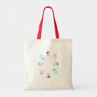 Budget Fourre-tout de méduses Tote Bag