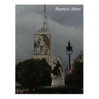 Buenos Aires - Torre de los Ingleses Carte Postale