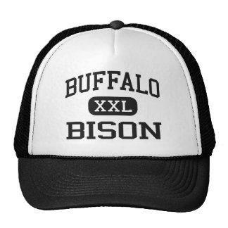Buffalo - bison - lycée - Buffalo Wyoming Casquettes