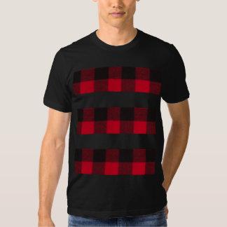 Buffalo brouillé t-shirts