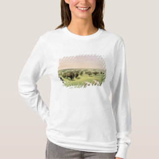 Buffalo de chasse camouflé t-shirt
