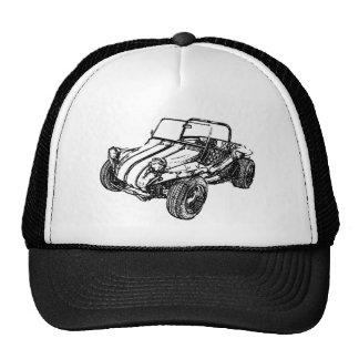 Buggy des sables casquette trucker
