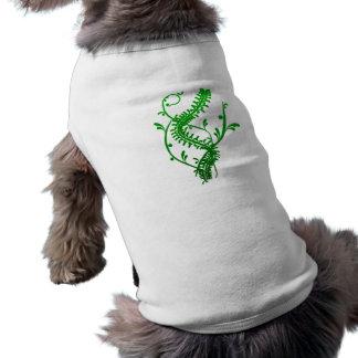 Buisson shrub bush manteaux pour chien