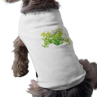 Buisson shrub bush tee-shirt pour toutou
