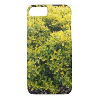 Buisson vert et jaune coque iPhone 7