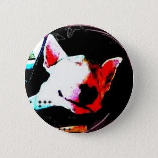 bull-terrier anglais badge