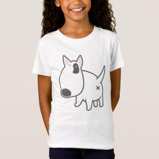 Bull-terrier - bully_illu_bruno_3c T-Shirt