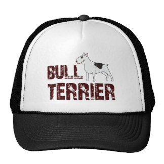 Bull-terrier Casquettes