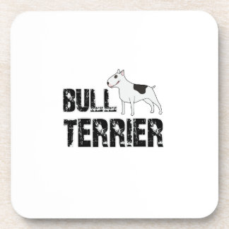 Bull-terrier Dessous-de-verre