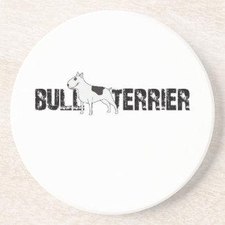 Bull-terrier Dessous De Verres