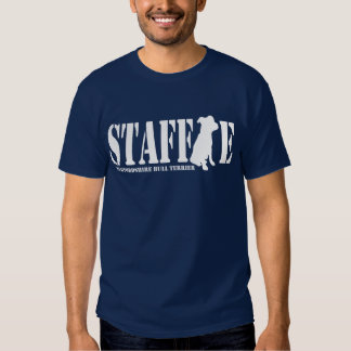 Bull-terrier du Staffordshire - chemise de chiot T-shirt