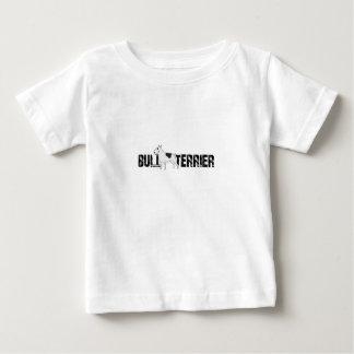 Bull-terrier T-shirt Pour Bébé