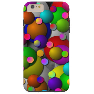 Bulles Coque iPhone 6 Plus Tough