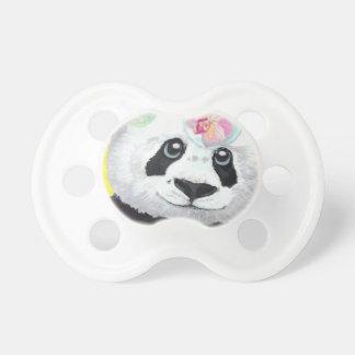 Bulles de panda sucettes pour bébé