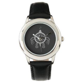 Bulles de tortue de mer montres bracelet