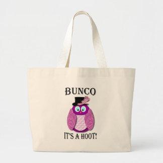 """Bunco - c'est une huée """" grand sac"""