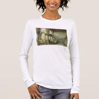 Bungalow de Chambre de Memlook Radnau Bey, le T-shirt À Manches Longues