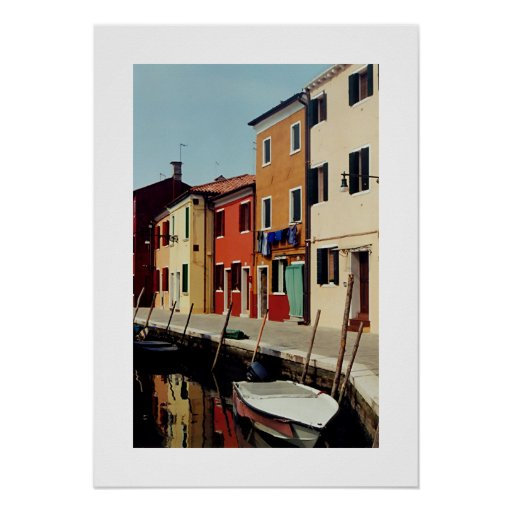 Burano Affiches