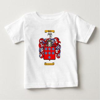 Burke (anglais) t-shirt pour bébé